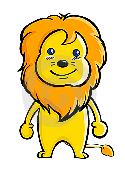 Lion Cartoon Characters on Cartoon Lion Thumb7786964 1